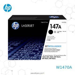 Toner HP 147a Negro W1470a 10
