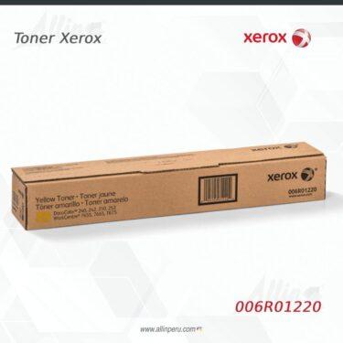Toner Xerox 006R01220 Amarillo