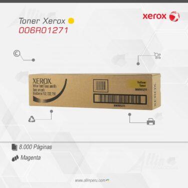 Toner Xerox 006R01271 Amarillo