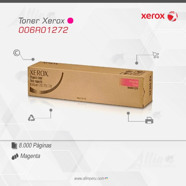 Toner Xerox 006R01272 Magenta