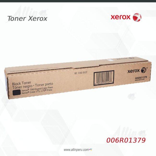 Toner Xerox 006R01379 Negro