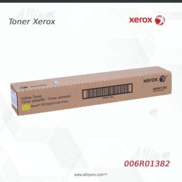 Toner Xerox 006R01382 Amarillo
