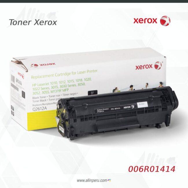 Toner Xerox 006R01414 Negro