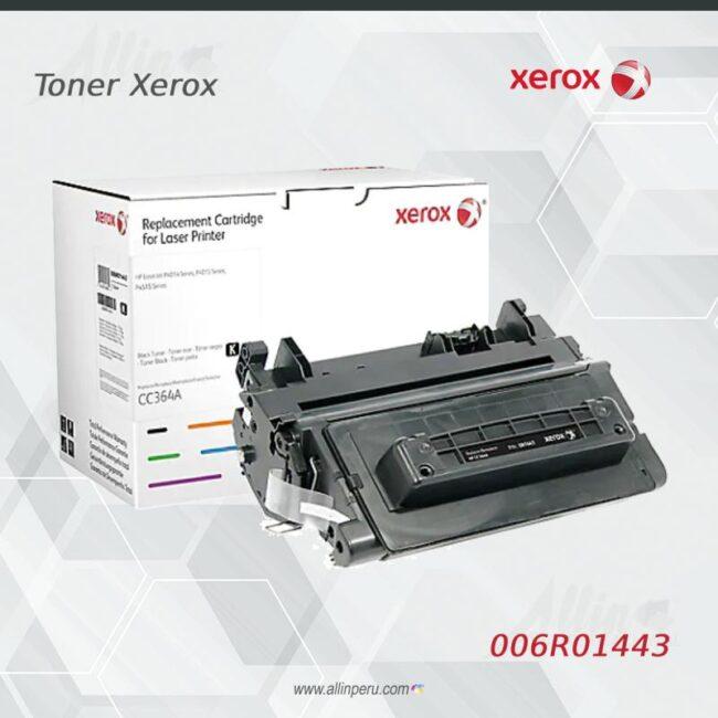 Toner Xerox 006R01443 Negro