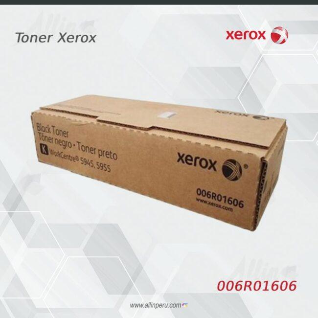 Toner Xerox 006R01606 Negro