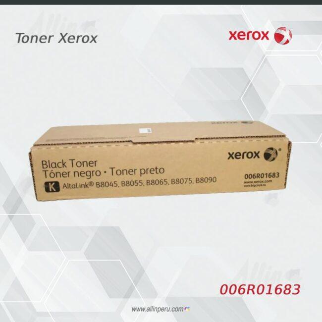 Toner Xerox 006R01683 Negro