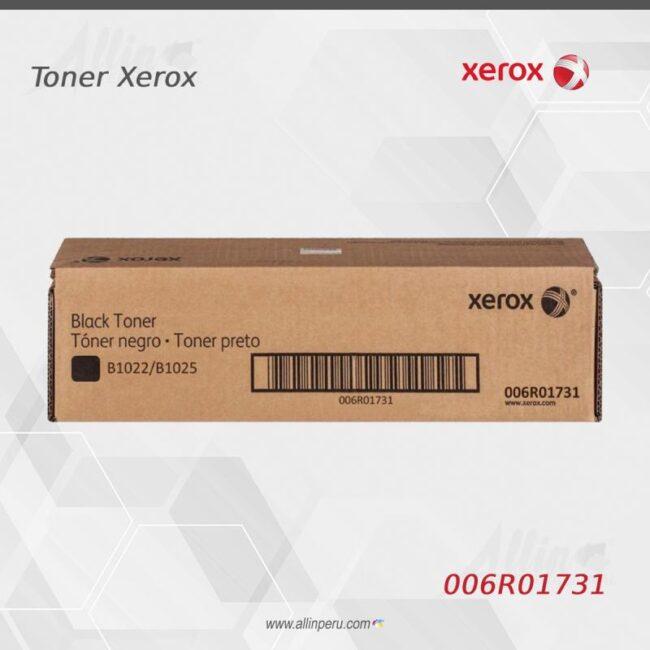 Toner Xerox 006R01731 Negro 13.700 páginas