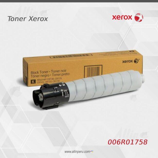 Toner Xerox 006R01758 Negro 59.000 páginas