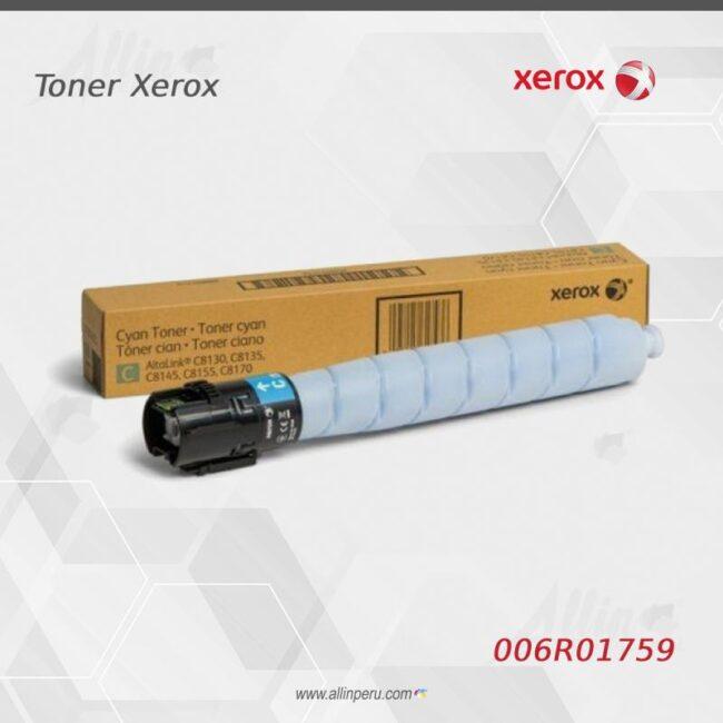 Toner Xerox 006R01759 Cian 28.000 páginas