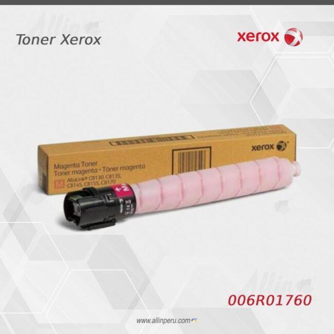 Toner Xerox 006R01760 Magenta 28.000 páginas