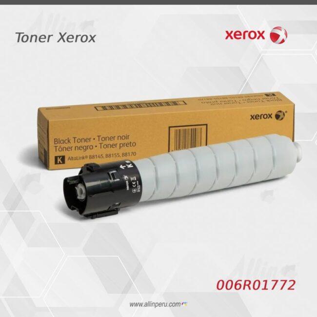 Toner Xerox 006R01772 Negro 52.000 Paginas