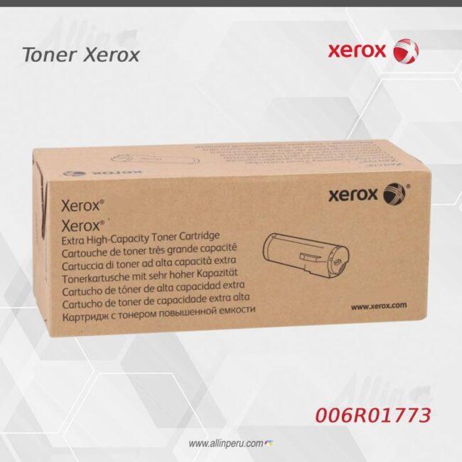 Toner Xerox 006R01773 Negro 52.000 Paginas