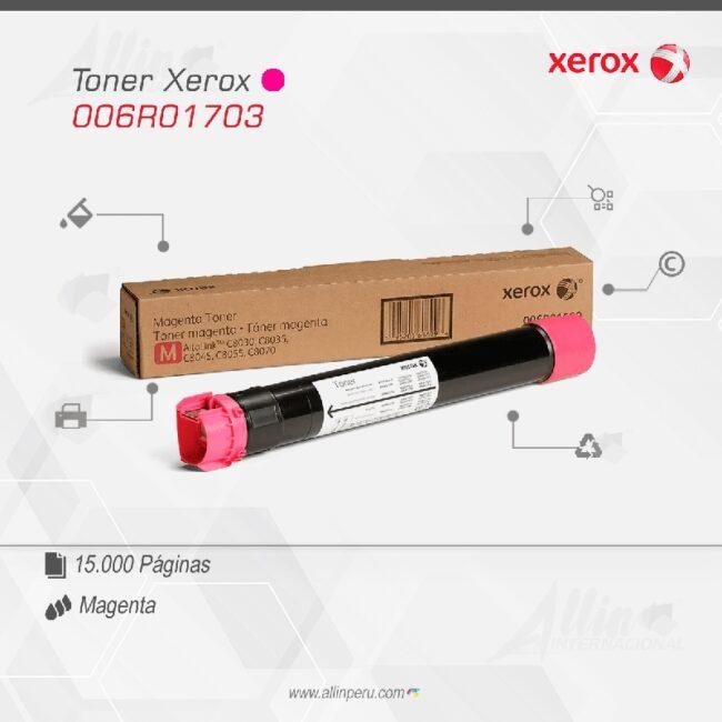 Toner Xerox 006r01703 Magenta