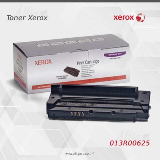 Toner Xerox 013R00625 Negro