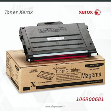 Toner Xerox 106R00681 Magenta