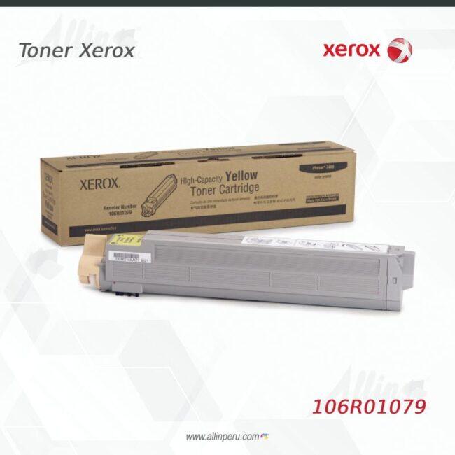 Toner Xerox 106R01079 Amarillo
