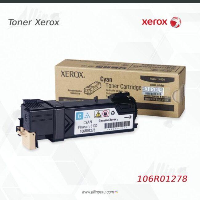 Toner Xerox 106R01278 Cian