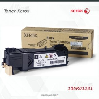 Toner Xerox 106R01281 Negro