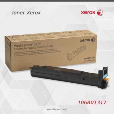 Toner Xerox 106R01318 Amarillo 16.500 Paginas