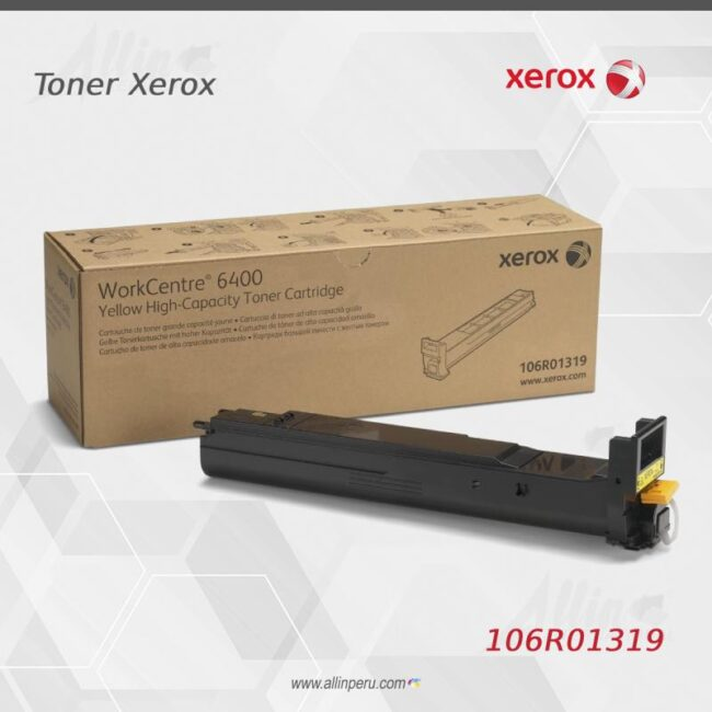 Toner Xerox 106R01318 Cian 16.500 Paginas
