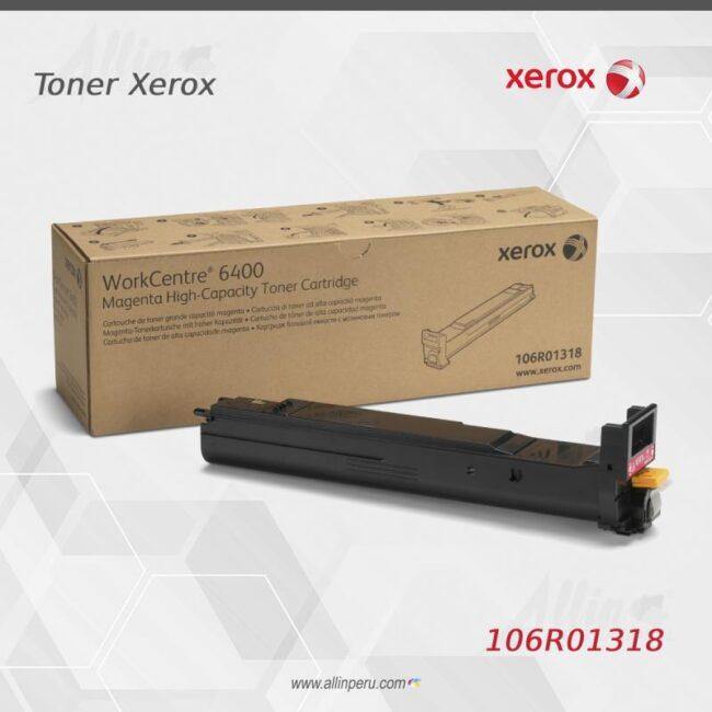 Toner Xerox 106R01318 Magenta 16.500 Paginas