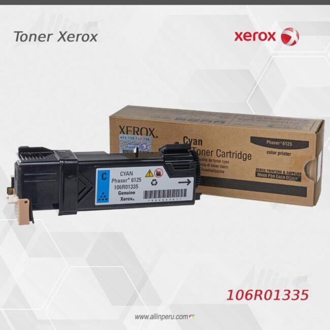 Toner Xerox 106R01335 Cian