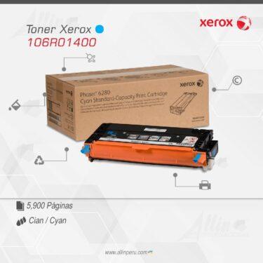 Toner Xerox 106R01400 Cian