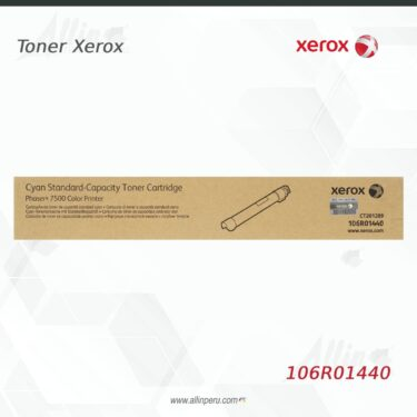 Toner Xerox 106R01440 Cian 9