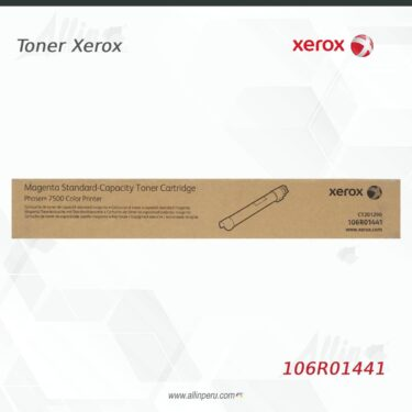 Toner Xerox 106R01441 Magenta 9