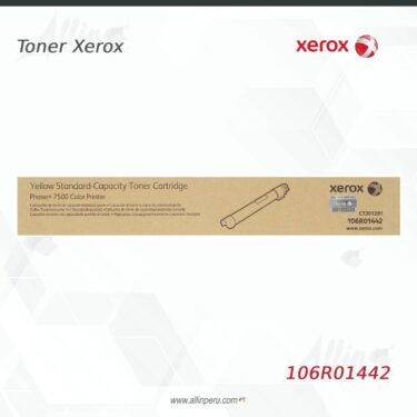 Toner Xerox 106R01442 Amarillo 9