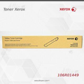 Toner Xerox 106R01447 Amarillo