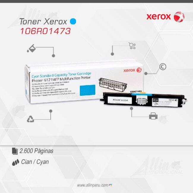 Toner Xerox 106R01473 Cian