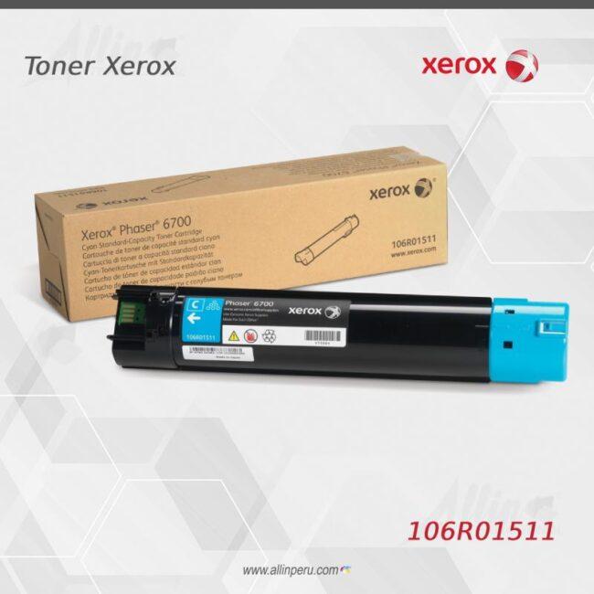 Toner Xerox 106R01511 Cian
