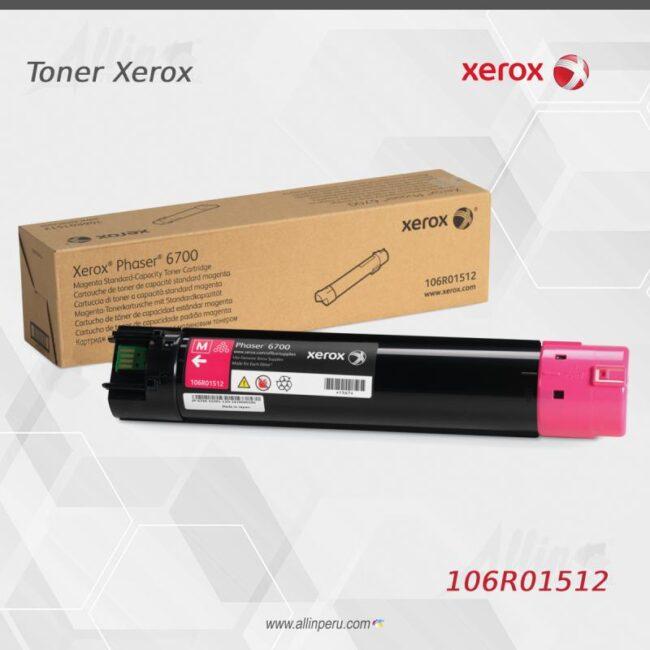 Toner Xerox 106R01512 Magenta