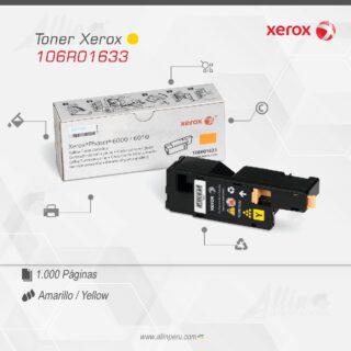 Toner Xerox 106R01633 Amarillo