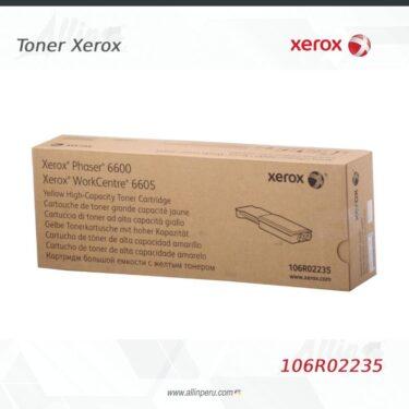 Toner Xerox 106R02235 Amarillo