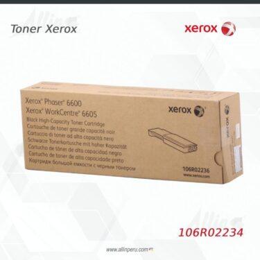 Toner Xerox 106R02236 Negro