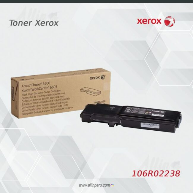 Toner Xerox 106R02238 Magenta