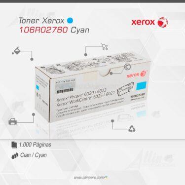 Toner Xerox 106R02760 Cian