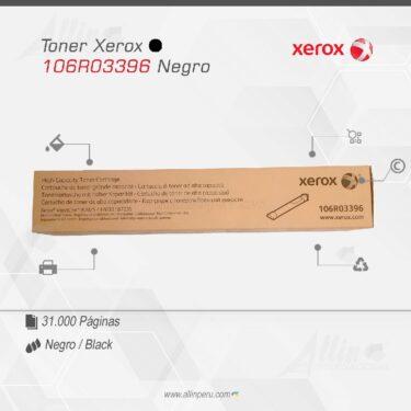 Toner Xerox 106R03396 Negro