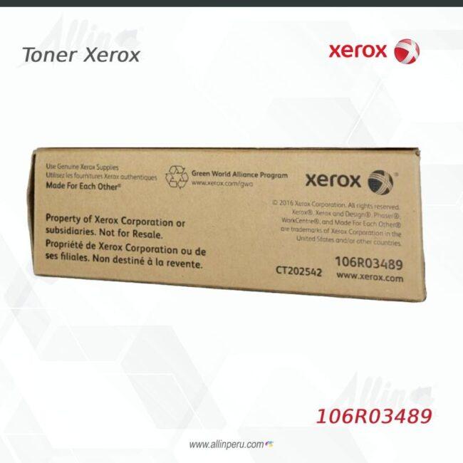 Toner Xerox 106R03489 Cian