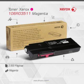 Toner Xerox 106R03511 Magenta