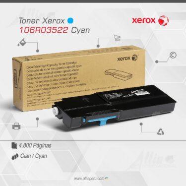 Toner Xerox 106R03522 Cian
