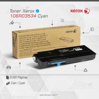 Toner Xerox 106R03534 Cian