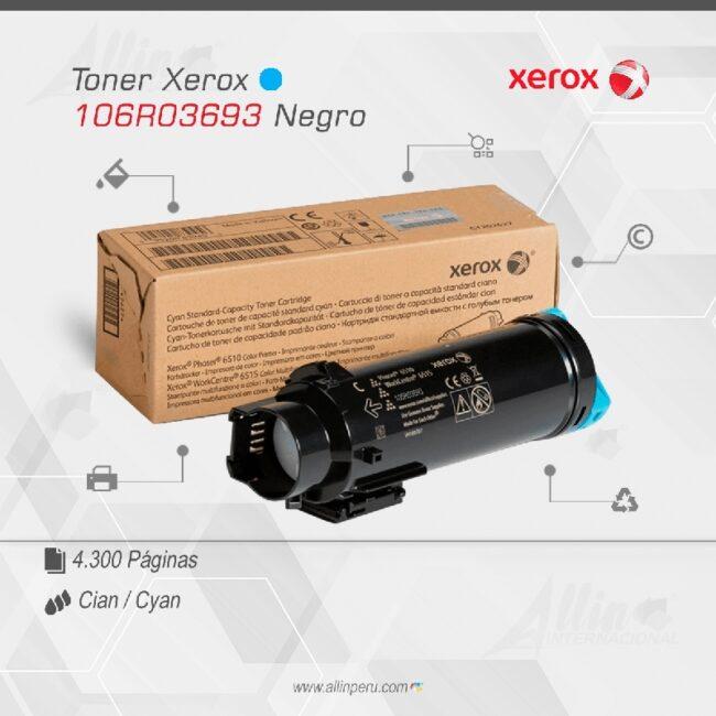 Toner Xerox 106R03693 Cian