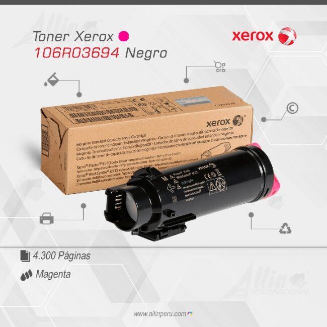 Toner Xerox 106R03694 Magenta