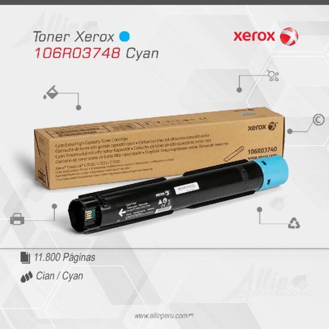 Toner Xerox 106R03748 Cian