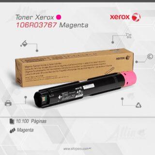 Toner Xerox 106R03767 Magenta 10.100 Paginas