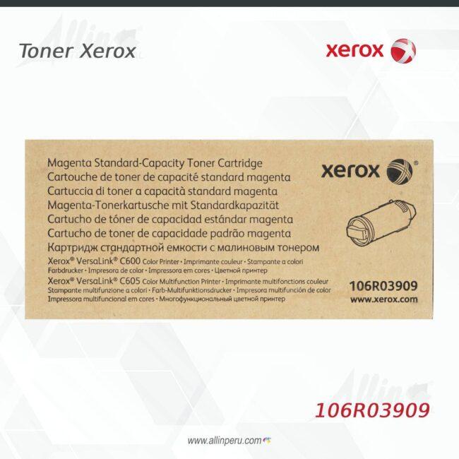 Toner Xerox 106R03909 Magenta 6.000 páginas
