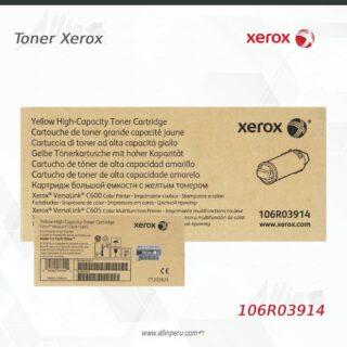 Toner Xerox 106R03914 Amarillo 10